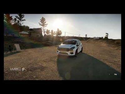 WRC 9 FIA World Rally Championship 2020 { PC 4K } Italia sardegna