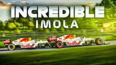 F1 2021 - Insane Imola Race Gameplay