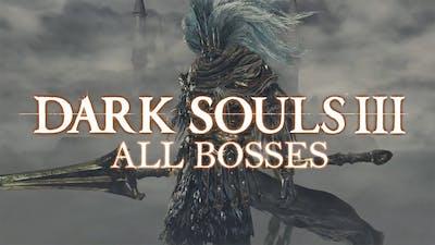 Dark Souls III - The Ringed City DLC Boss - The Demon Prince