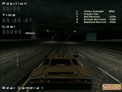 Midnight Racing - TRACK 02