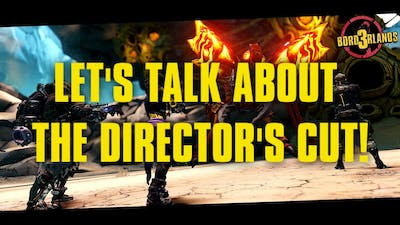 Let's Talk About The Director's Cut!