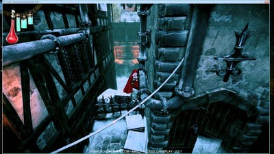 Woolfe: The Red Hood Diaries Early Access 2.01 Part One