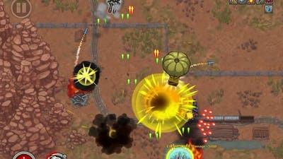 Aces of the Luftwaffe - Squadron iOS - favorite grinding area 1