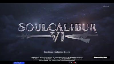 DESCARG4 SOULCALIBUR VI DELUXE EDITION v1.10  Instalación + Gameplay Part 1