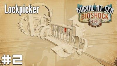 BioShock Infinite: Burial at Sea Episode Two #2 - Lockpicker