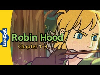 The Adventures of Robin Hood Chapter 1-3 | Stories for Kids | Fairy Tales | Bedtime Stories