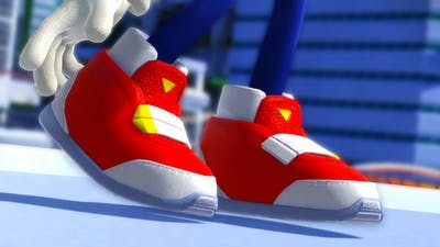 One of my Favorite Sonic Shoes