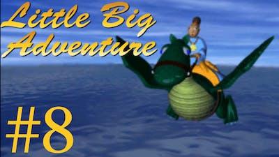 Little Big Adventure (Enhanced Edition) Walkthrough  part 8