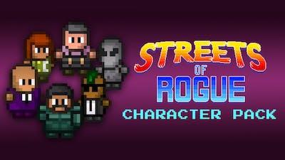 Streets of Rogue - Character Pack DLC - ME ENCANTA EL ALIENÍGENA 💙👽