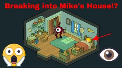 Drawn to Life Two Realms: Breaking into Mike's House