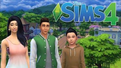 Let's Play: The Sims 4 - Καινούριο βίντεο επιτέλους!!
