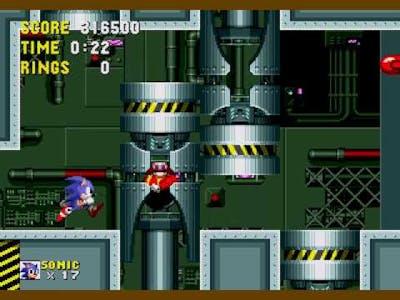 Sonic the Hedgehog - Boss Run (No Damage) - Sega Megadrive/Genesis