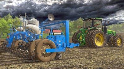 The Rush Is Full Go || Farming Simulator 19