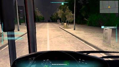 Bus Simulator 2012 Gameplay HD