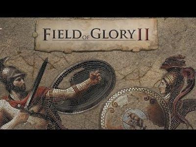 Field of Glory II Quick battle Carthaginian Vs Roman