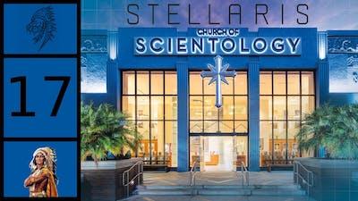 Stellaris - Church of Scientology #17 - Ganvius First Church