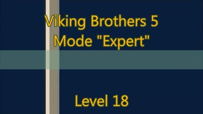 Viking Brothers 5 Level 18