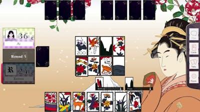 Koi-Koi Japan [Hanafuda Playing Cards] Episode 2