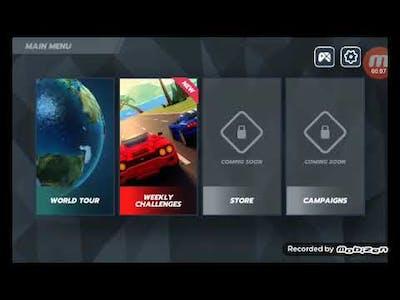 Horizon chaze turbo game