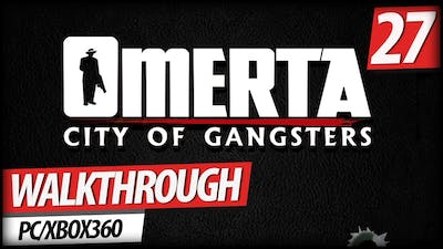 Omerta City of Gangsters Walkthrough - PART 27   Completing Favors (Commentary)