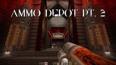 Quake II Mission Pack: Ground Zero | Ammo Depot Pt. 2 (20/21)