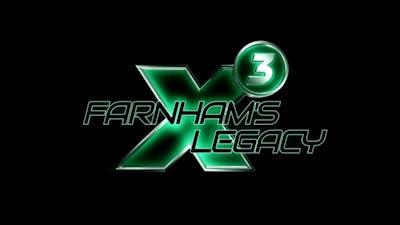 X3 Farnhams Legacy