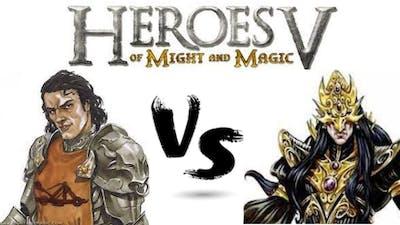 Heroes of Might and Magic V: Vittorio vs Sinitar