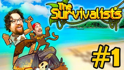 The Survivalists - SSUNDEE'S EDITORS LEARN TO SURVIVE!! [1]