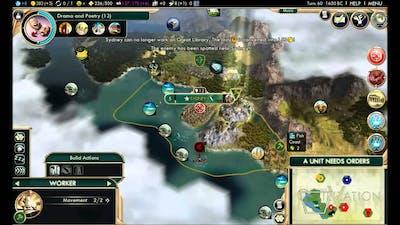Civilization V BNW: Australia Episode One