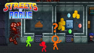 Beating the GAME! | Streets Of Rogue