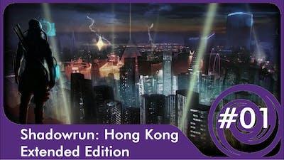 Shadowrun: Hong Kong #01