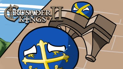 One leg, One Eye, No Peepee - Crusader Kings 2 MP in A Nutshell