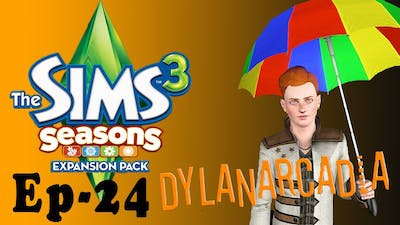Let's Play The Sims 3 Seasons EP 24 (Glitches V2)