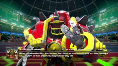 Mutant Football League: Lost Wages Invaders vs. Tokyo Terminators 5/23/21