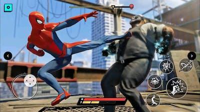 蜘蛛人 : 如何快速升級技能,得看一堆超智障的廣告! - Spider Hero : SuperHero Fighting #2