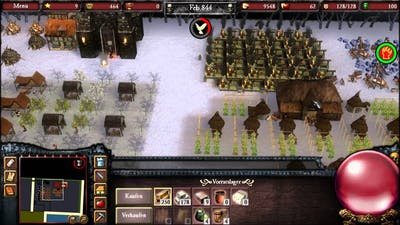 Stronghold Legends  Multiplayer Gameplay