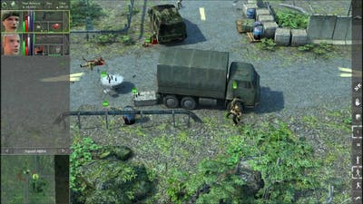 Jagged Alliance: Back in Action #7 ROAD NOBLOCK