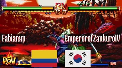 Samurai Shodown V Special (FT5) - Fabianxp (CO) vs EmperorofZankuroIV (KR) - 2021-07-01