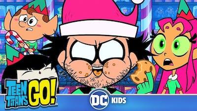 Teen Titans Go!   Naughty Elves And Santa Claus   DC Kids