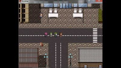 Sample 2 of the game I'm currently making - Welcome to City of Acdoran