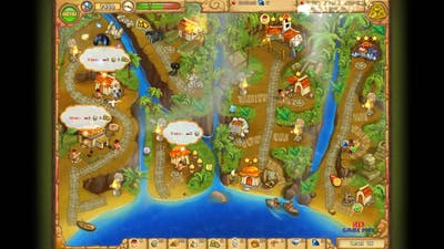 Island Tribe 5 Walkthrough (Jungle) Level 18