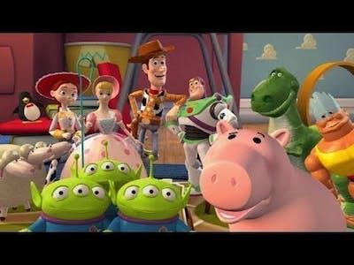 Toy Story Mania! - Cartoon Games for Kids - Disney Pixar Toy Story Mania