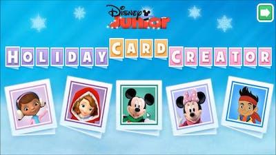 Disney Junior Card Creator - Mickey Mouse Clubhouse - Disney Jr. Games