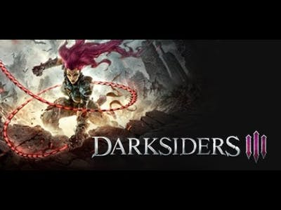 Darksider 3: Keepers of The Void Final Boss