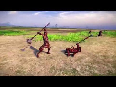 All Reign Of Blood General Executions - Champions only - Total War Three Kingdoms