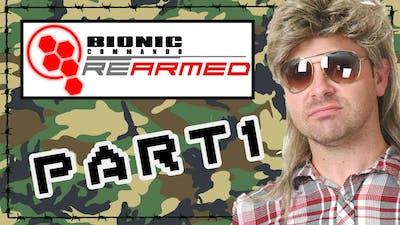 Bionic Commando Rearmed (GAMEPLAY) : TÖTUNGSLIMIT WIRD ÜBERSCHRITTEN - PART 1 - Game Changer