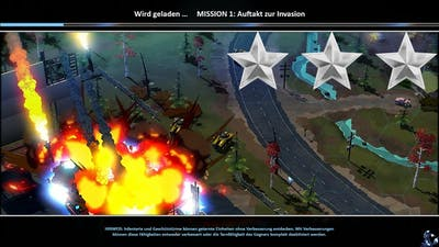 Mission 1 Hard Difficulty - Forged Battalion⭐️⭐️⭐️