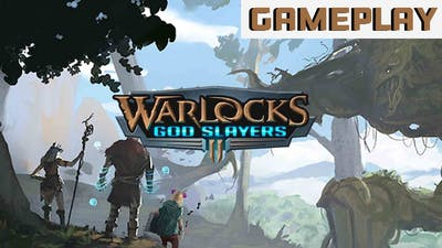 Warlocks 2 God Slayers First Minutes Of Gameplay On The Nintendo Switch