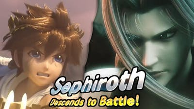 Sephiroth Descends into Smash!
