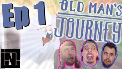 Old Mans Journey - A Hot Threesom - Ep 1
